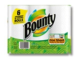 Bounty Paper Towel Coupons