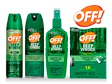 Off! Insect Repellent Coupons