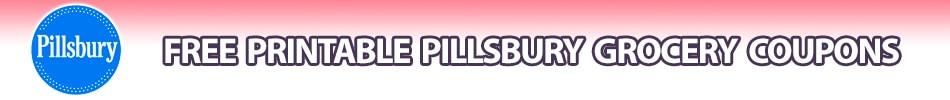 Pillsbury coupons printable sweet rolls and baking goods