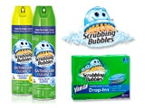 Scrubbing Bubbles Cleaner Coupons