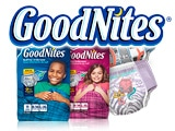 Goodnites Underwear & Bed Mat Coupons