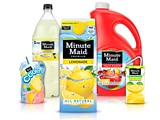 Minute Maid Orange Juice Coupons