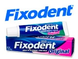 Fixodent Denture Adhesives & Cleanser Coupons