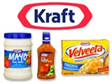 Kraft Cheese, Mayo & Salad Dressing Coupons