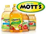 Mott's Apple Juice & Applesauce Coupons