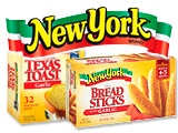 New York Brand Texas Toast & Garlic Bread Coupons