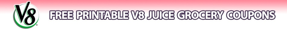v8-juice coupons printable grocery coupons