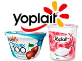 Yoplait Brand Yogurt Coupons