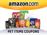 Amazon.com – Pet Items Coupons