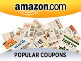 Amazon.com – Most Popular Coupons