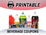 Grocery Coupons for Drinks & Beverages